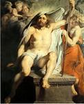 Ylösnoussut Kristus, Peter Paul Rubens, v.1616