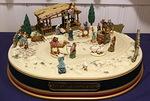 Jouluseimi, missä tietäjät ja paimen liikkuvat joulumusiikin soidessa,<br>Yhdysvallat