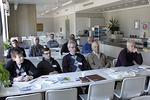 Viikonloppuna 9.10.3. Miesten Alfa-kurssi kokoontui Pyhän Hengen viikonloppuun