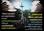 Uskontojen ja hengellisten ryhmien joukko on myös meillä yhä laajemmaksi ja kirjavammaksi. Lisää blogissa.
