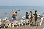 Uinti Kuolleessa meressä mutahoitoineen oli mielenkiintoinen kokemus