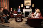 Sarjan ensimmäisessä jaksossa opettaa Antero Laukkanen (toinen vasemmalta)