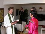14. ...missä kirkkoherra Vesa Koivisto oli jo odottamassa