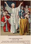 Ylösnoussut Jeesus ilmestyy opetuslapsilleen
