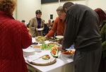 Jaettu ilo on ateriallakin moninkertainen ilo varsinkin silloin, kun eri seurakunnista tulleet Jeesuksen lunastamat kohtaavat!