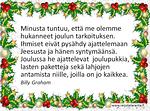 Onko Joulun tarkoitus hämärtymässä?