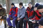Yrjön eli Siperian Karhun opetusta ja matkakertomuksia kuunneltiin tarkasti