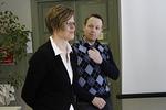 Viikonlopun vierailevat opettajat olivat Pekka ja Anna-Liisa Heikkilä