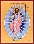 Ikoni, Kristuksen ylösnousemus