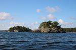 Merellä ulkosaaret ovat karuudessaan kiehtovan kauniita