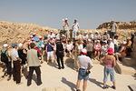 Masadan synagogan rauniot