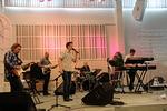 Musiikista huolehti vauhdikkuudella ja taidolla Arkki Bros