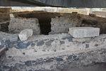 Pietarin anopin talon rauniot Kapernaumissa