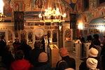 ...missä osallistuttiin yhteiseen rukoushetkeen.