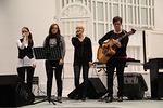 JUhlan toisen puoliston musiikista vastasi taidolla ja lämmöllä Saalem Sisters