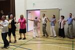 ... sillä mikäpä olisikaan hauskempaa kuin hyvä musiikki ja yhdessä tanssiminen!