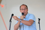 Musiikista huolehti Salemin House Band. Arkin pastori Paul Raja-aho piti innostavan puheen.