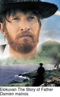 Elokuvan The Story of Father Damien mainos