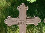 Vanhan hautausmaan ristit teksteineen olivat kauniita ja puhuttelevia
