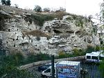 Golgata eli Pääkallon paikka