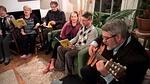 Laulut säesti Petri Kauhanen. Hän myös esitti pari uutta omaa lauluaan.