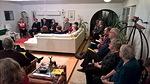 Kotikokoukseen, jossa puhui Reijo Telaranta, oli saapunut peräti 30 henkeä