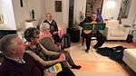 Musiikista huolehtivat Ilmari Kauppinen ja Petri Kauhanen