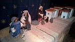 Maria ja Joofes matkalla Betlehemiin